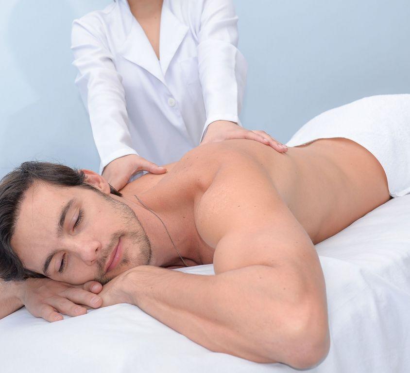 1 sessão de massagem modeladora ou drenagem